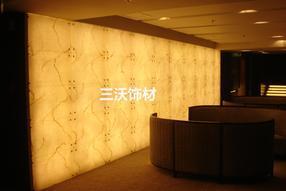 透光石,生态树脂装饰板