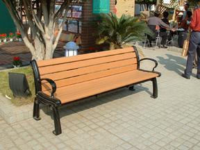 ILP2F01园林座椅