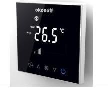 柯耐弗新款Q8系列超薄温控器