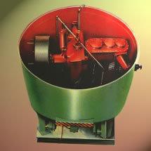 S13系列辗轮转子混砂机