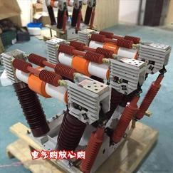 ZN12-40.5系列户内高压真空断路器