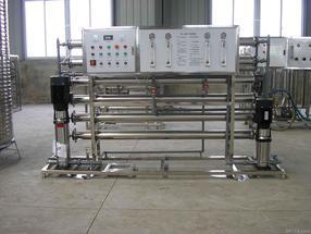 反渗透纯净水处理装置
