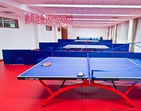 乒乓球地板中国名牌北京鹏辉地板