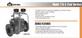 OCV 数控阀-电液阀 -地面加油装车阀门