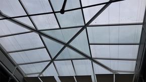 相城区玻璃幕墙隔热膜防晒膜玻璃贴膜