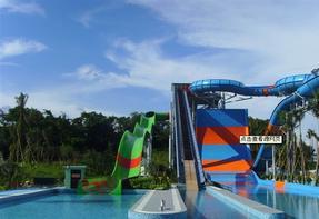 订做大型水上滑梯 游艺设施
