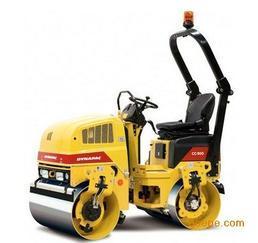 双驱驾驶式振动压路机 全液压驾驶式压路机