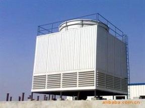 超低噪音玻璃钢冷却塔