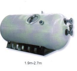 泳池过滤沙缸水处理设备