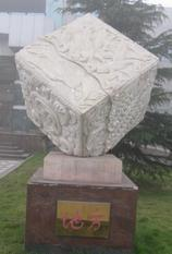 石雕和谐玉璧文化广场石雕城市雕塑小区景观雕塑