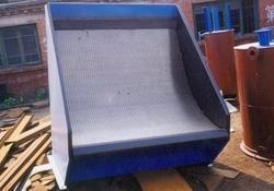 GFJ型固定式固液分离机/固定筛/格栅/拦污筛/环保/污水处理设备