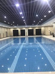 定制款健身房装配式游泳池