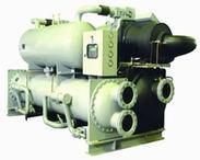 堃霖水冷满液式螺杆机组维修、保养