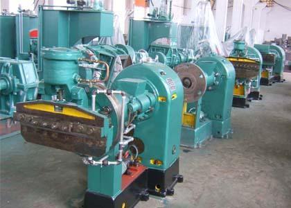轮胎机械 橡胶挤出机 挤出生产线-青岛黄海橡胶机械