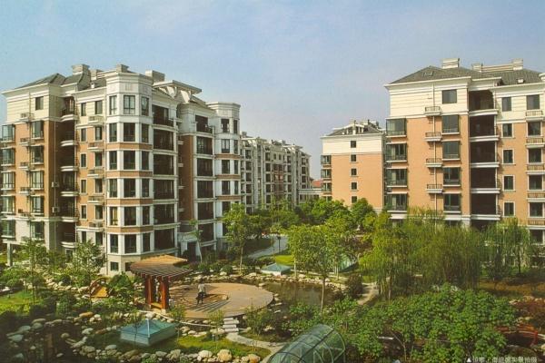 土木工程高層房屋圖片