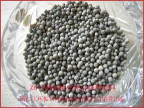 ZH生物滤池多密孔球型滤料