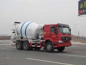 重汽豪泺31吨 双桥 前四后八 混泥土搅拌运输车