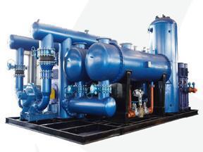 吸收式换热机组的工作原理