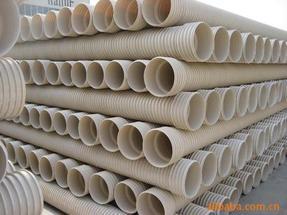 上海供应PVC-U加筋管