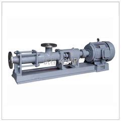 G25-1型单螺杆泵