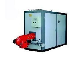 燃油(气)间接加热式中央热水机组