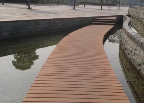 浙江塑木地板 杭州塑木栏杆