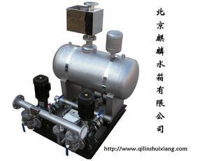 北京市水协推荐无负压供水设备