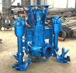 高效液压抽沙泵-适配200挖掘机使用