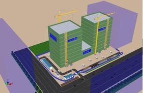 建筑设计BIM
