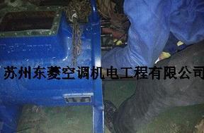 南京三菱MS螺杆压缩机维修,三菱MS螺杆压缩机维修