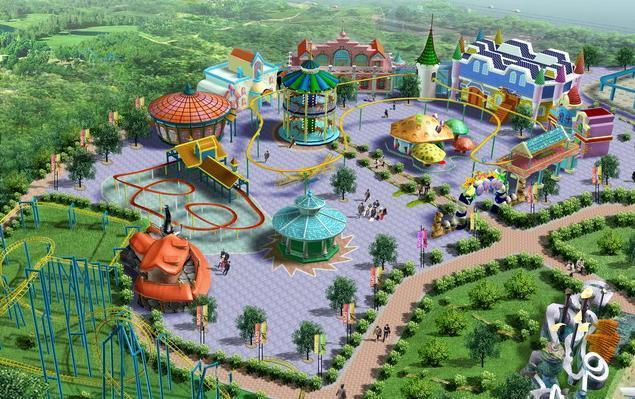 清远,江门,中山公园园林设计规划公司