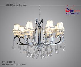 客房灯现代蜡烛吊灯