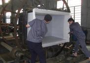 纺织厂染布专用周转放布大型PE方桶