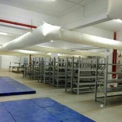 专业定制通风管 布质布风管 环保空调管道