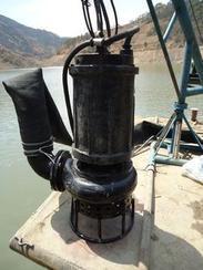 PSQ防堵潜水泥砂泵