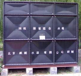 搪瓷钢板水箱北京搪瓷水箱