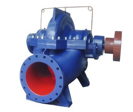SOW蜗壳式中开双吸泵厂家供应