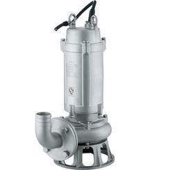 不锈钢排污泵50WQ10-10-0.75