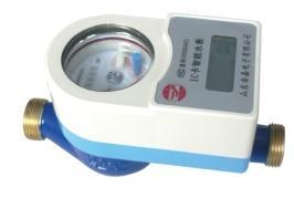 IC卡水表岳嘉水表智能水表 预付费水表 插卡水表