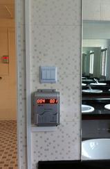 浴室洗澡节水器,员工宿舍洗澡节水器,太阳能配合节水器
