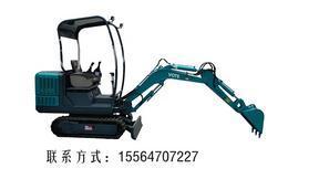 无尾小型挖掘机,迷你多用途设备,操作简单灵活
