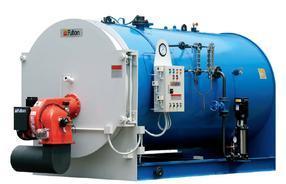 富尔顿RB型卧式燃油,燃气,油气两用蒸汽和热水锅炉