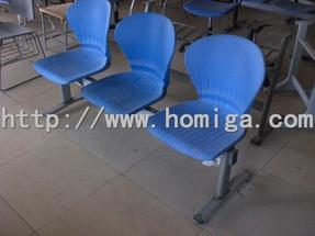 塑钢公共排椅,用于会议室,培训室的公共排椅厂家供应