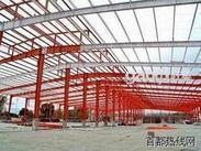 厂房钢结构除锈刷漆