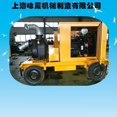 无堵塞柴油机自吸泵