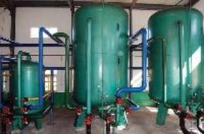 哈尔滨井水除铁锰水处理设备