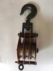 2吨起重滑车价格 吊钩起重滑车 单轮起重滑车型号