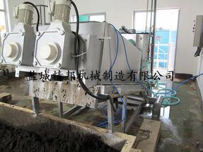 江苏最专业叠螺式污泥脱水机供应商