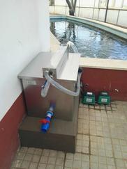 卡利净 15000楼顶花园鱼池水处理