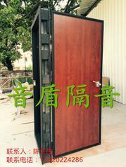 隔声门、隔音材料、钢木隔声门、木纹隔音门